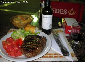 Argentinean Steak, argentina, food