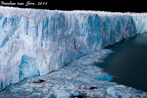 Perito Moreno Glacier, ice, argentina