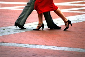 tango feet, Argentine Tango