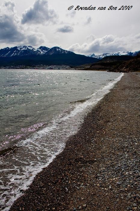 Playa Grande, Ushuaia, Argentina