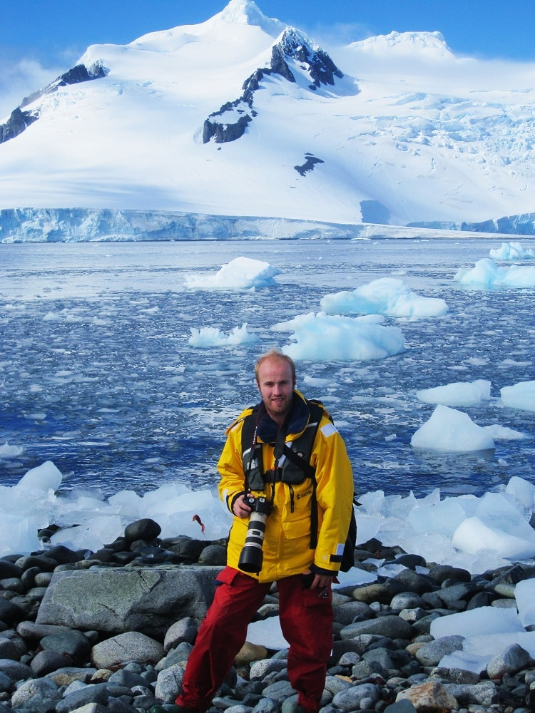 Barrientos Island Antarctica, what to pack for Antarctica, clothing, Brendan van Son