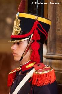 Argentinean Soldier
