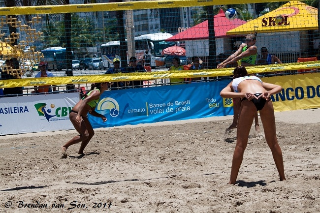 Brazil Women's Beach Volleyball