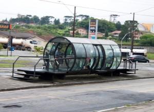 Curitiba Transit Tubes