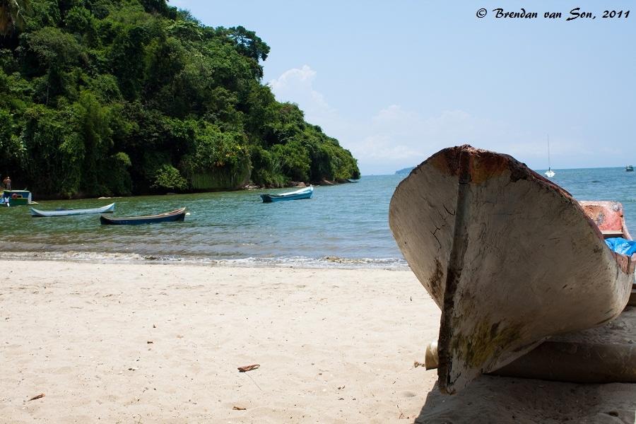 Paraty Beach Canoe