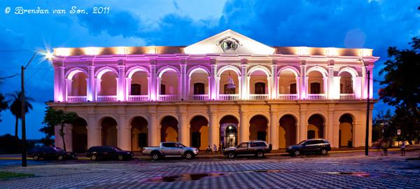 Asuncion, Paraguay, palace