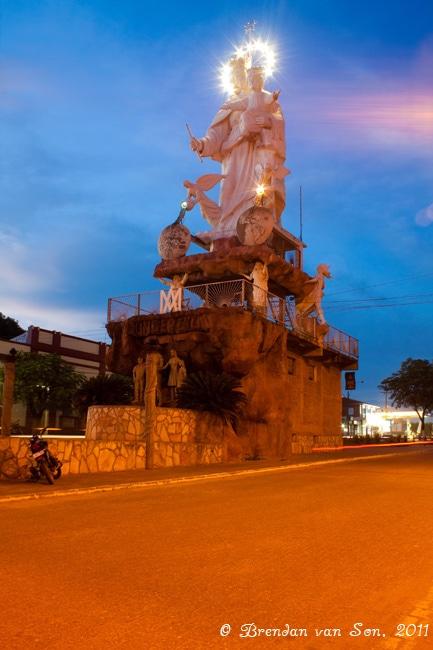 Concepcion, Paraguay, South America