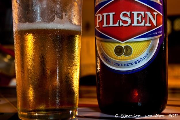 Concepcion, Paraguay, South America, pilsen