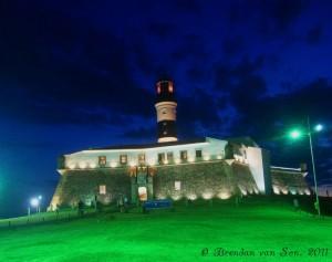 Salvador da Bahia Lighthouse