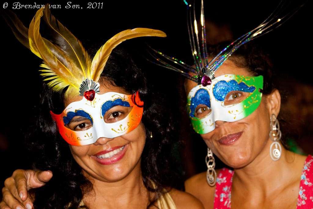 Carnival Brazil Ladies, carnival, brazil, salvador de bahia