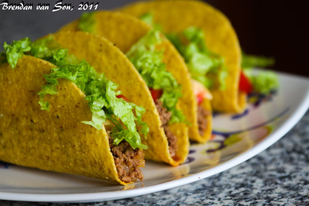 Hard Shell Tacos