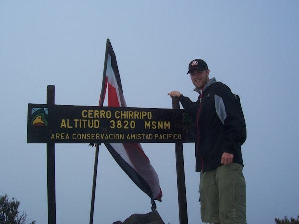 Cerro Chirripo, Costa Rica