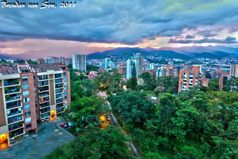 Medellin View