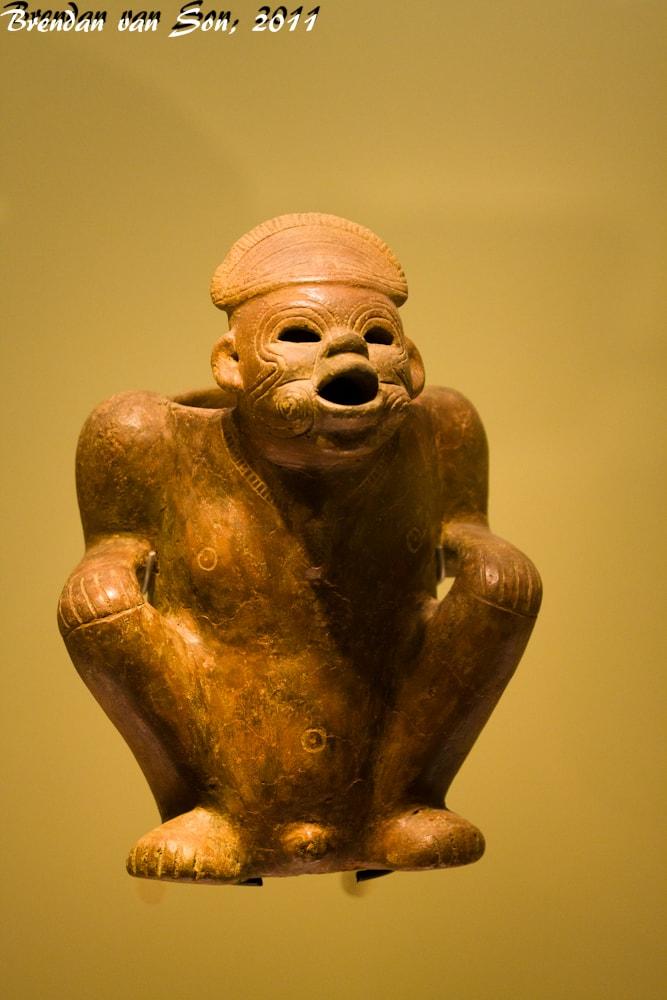 Ceramic Idol