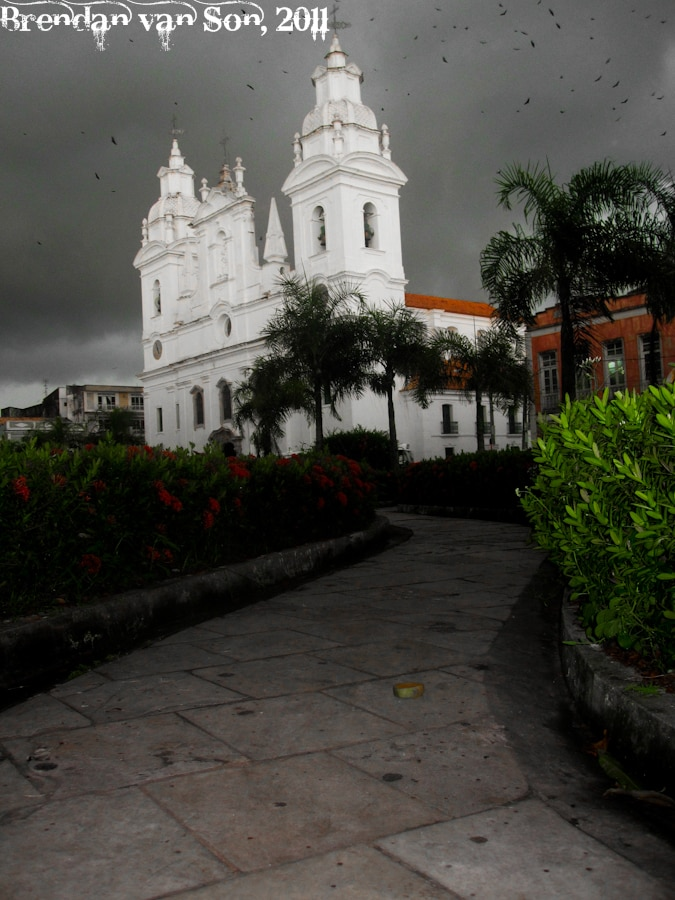 Church in Belem