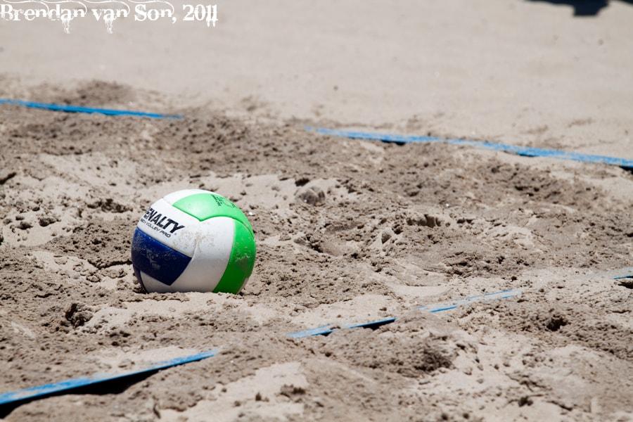 Beach Volleyball in Rio de Janerio