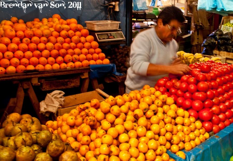 Valparaiso Market
