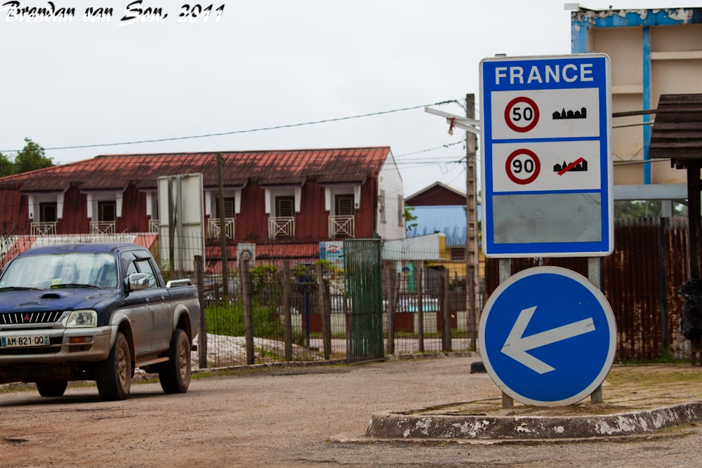 French Guinanese Border