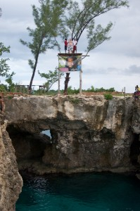 Rick's Cafe Cliff Diving