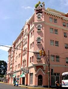 Hotel del Rey, San Jose