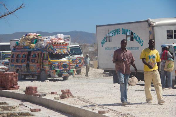 Haiti, Dominican, Border