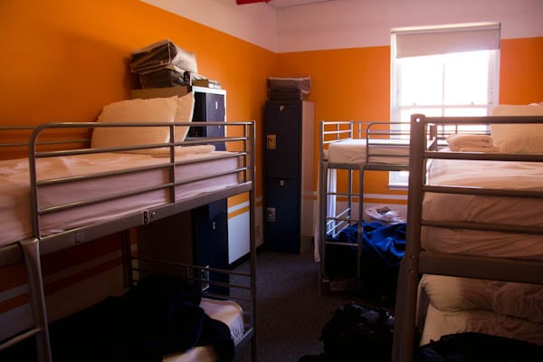 HI New York, New York, Hostel, dorm room
