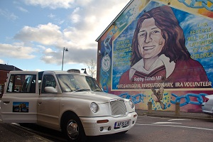 Belfast Black Cab Tour
