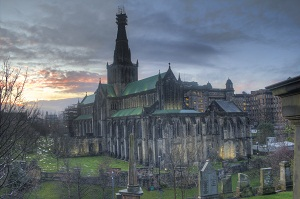 Glasgow Cathedral, Necropolis