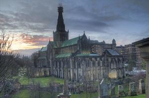 Glasgow Cathedral, Necropolis