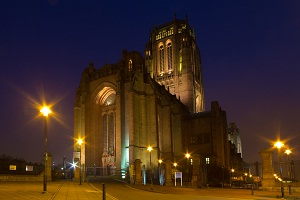 Liverpool, Cathedral