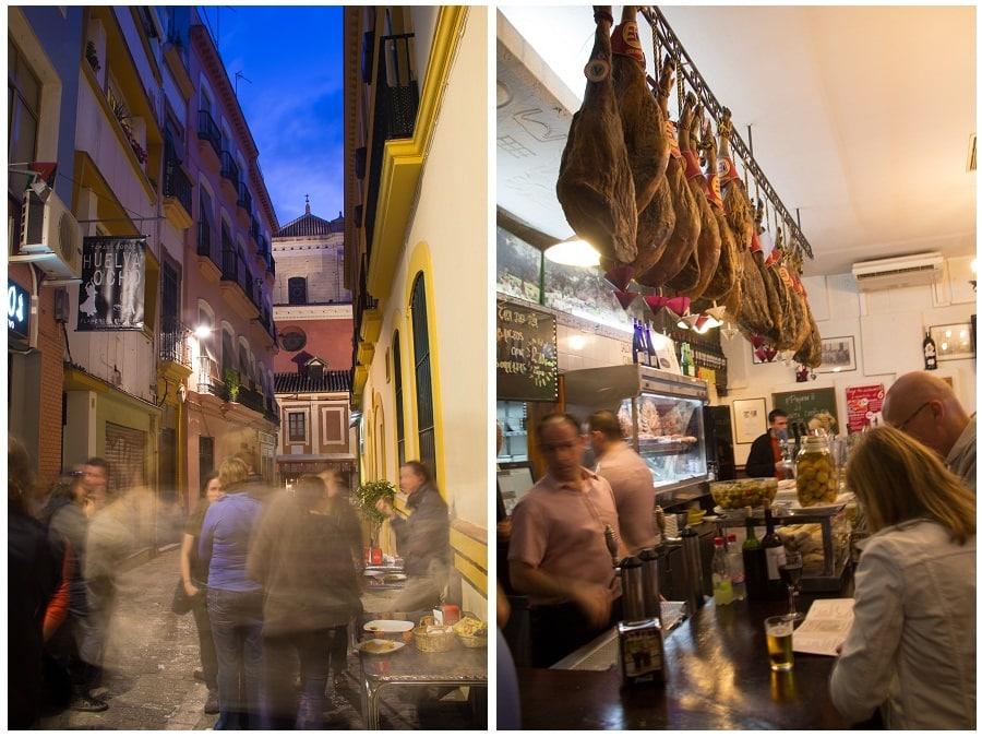 Seville, Sevilla, Spain, Life