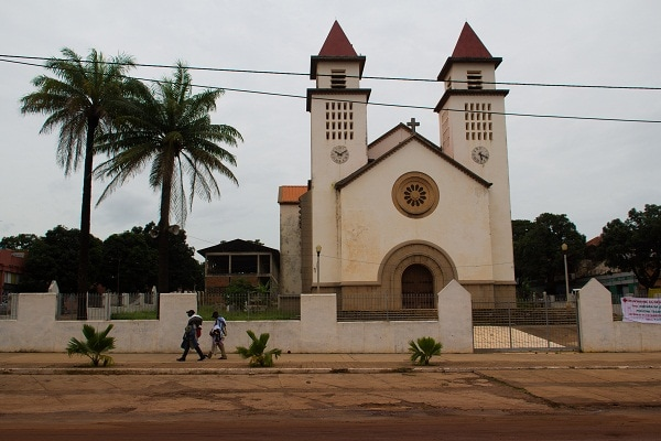 Guinea-Bissau, Bissau, Cathedral, church