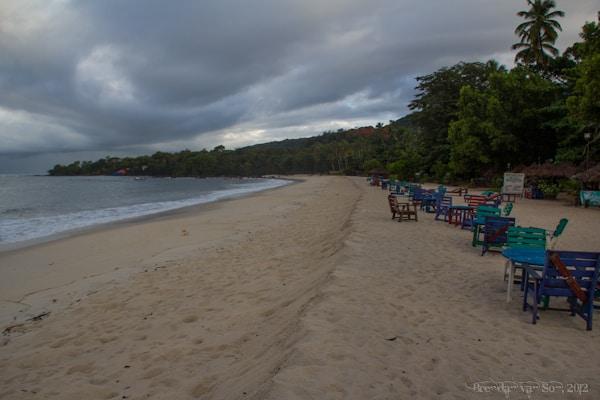 Sierra Leone Tourism No 2 River