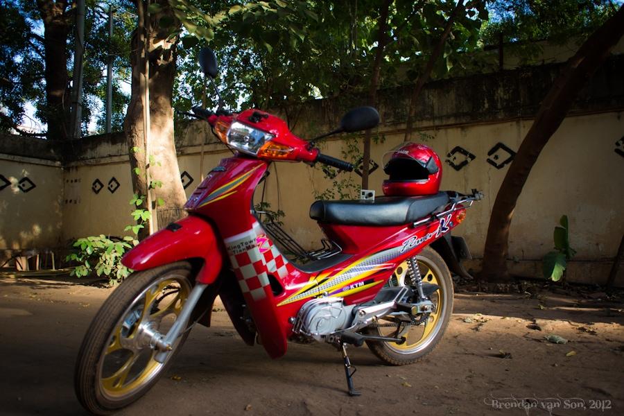 Africa Scooter Jaykata