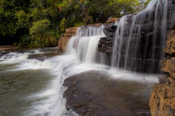 Burkina Faso, Tengrela Falls