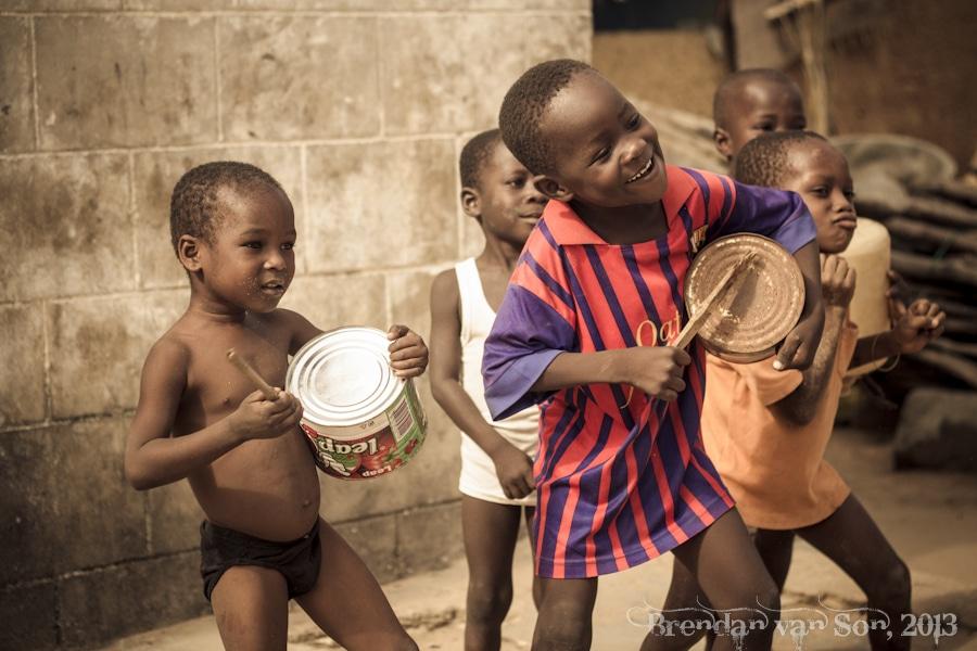 Ghanaian Boy Band