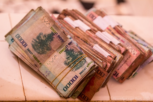 Budget Africa