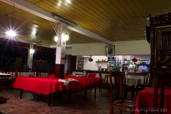 Hipocampe, Brazzaville