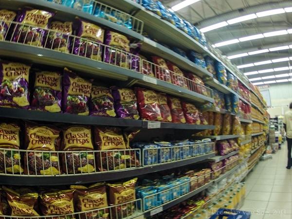 Zambian Grocery Store