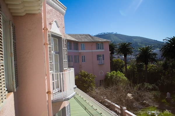 Cape Town, Mount Nelson Hotel