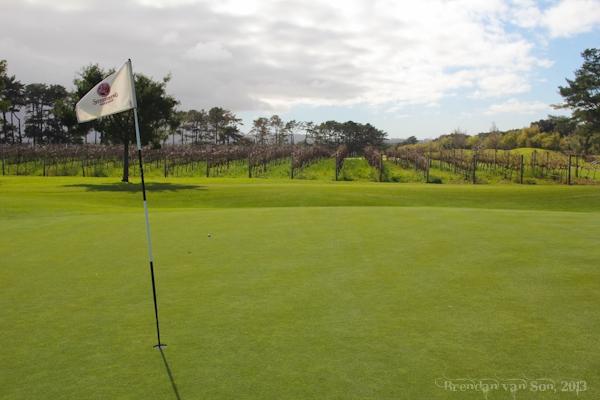 Cape Town Golf