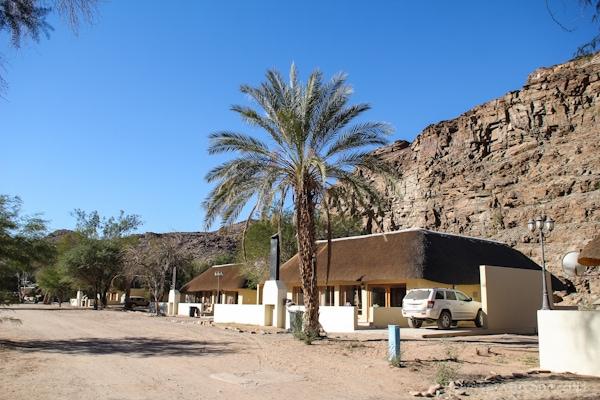 Ai-Ais, Namibia