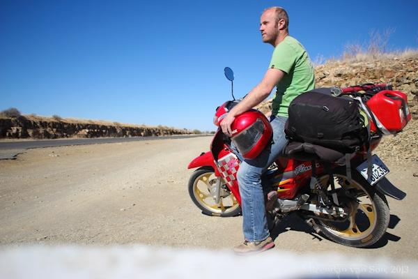 Highway, Namibia