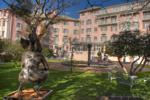 The Mount Nelson Hotel, Cape Town