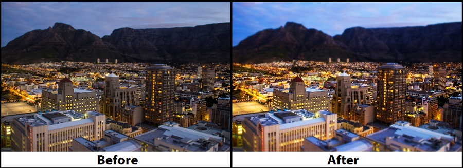 before and after cape town