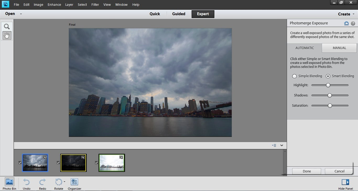 How to create an hdr photo in photoshop elements 11 brendans elements tutorial 1 baditri Choice Image