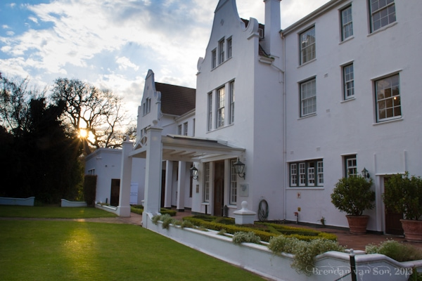 The Cellars-Hohenort, cape town, hotel