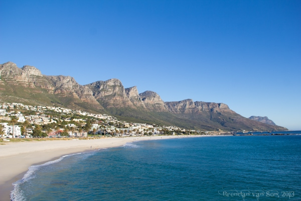 camp's bay South Africa