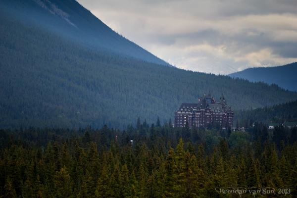 Banff Springs Hotel, Banff, Canada