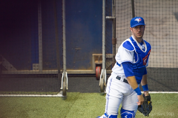 JP Arencibia, bluejays
